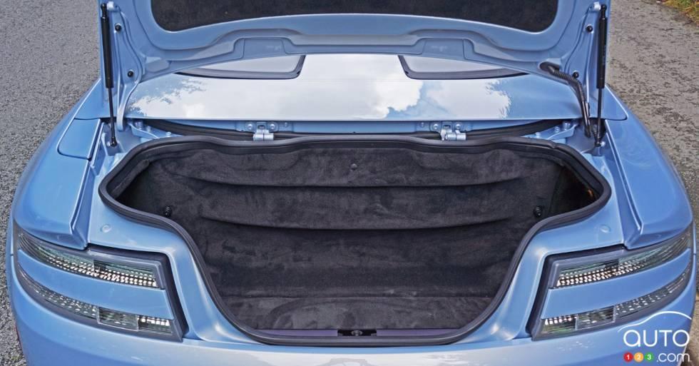 2016 Aston Martin V8 Vantage Roadster Pictures Auto123
