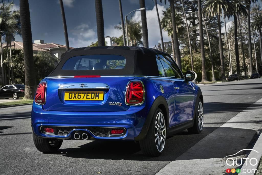 Mini 3 Door 5 Door And Convertible Revised For 2019 Car Releases