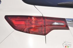 Rear headlight