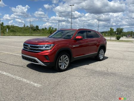 2020 Volkswagen Atlas Cross Sport pictures