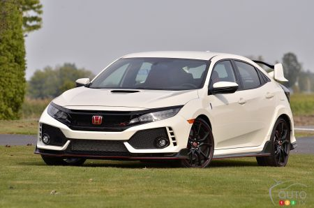 2017 Honda Civic Type R pictures