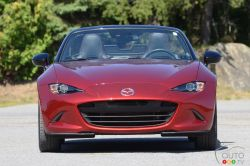 We drive the 2019 Mazda MX-5
