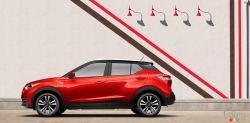 Introducing the 2020 Nissan Kicks