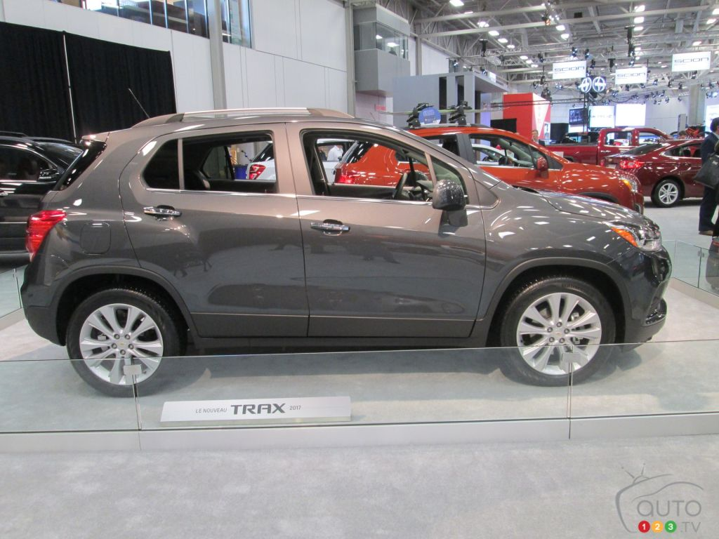 2017 chevrolet trax chevy styling review the car 2017 2018 best cars reviews. Black Bedroom Furniture Sets. Home Design Ideas