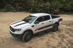 New Tremor Off-Road Package available on 2021 Ranger creates the most off-road-ready factory-built Ranger ever offered in North America, adding a new level of all-terrain capability without sacrificing the everyday driveability, payload and towing capacity Ranger owners expect.