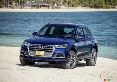 2018 Audi Q5 and SQ5 pictures