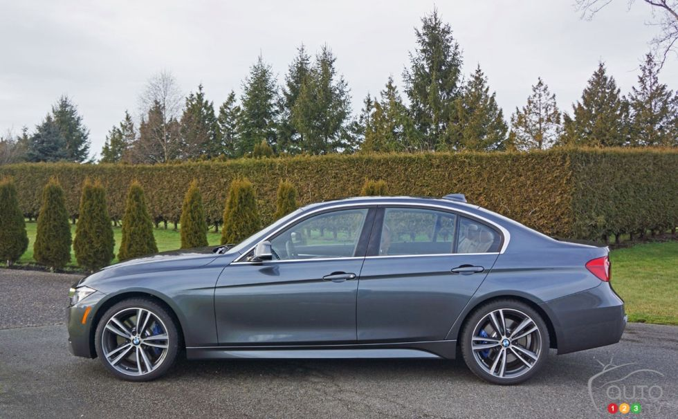 2016 Bmw 340i Xdrive Pictures Auto123