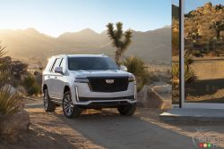 Introducing the 2021 Cadillac Escalade