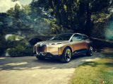 BMW Vision iNext concept photos