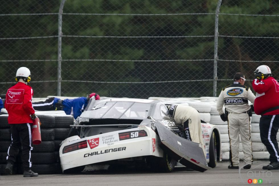 2013 NASCAR Canadian Tires Series Clarington 200