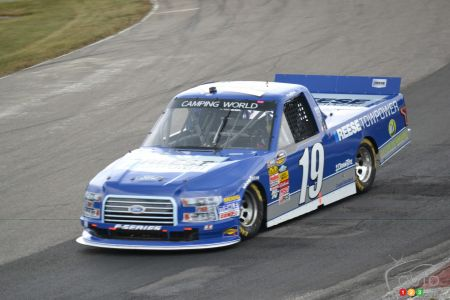 2014 NASCAR Camping World Truck series pictures from Mosport