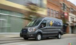 Introducing the 2022 Ford E-Transit