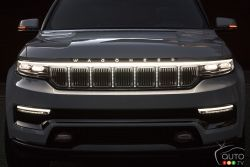 Introducing the 2022 Jeep Grand Wagoneer Concept