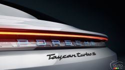Introducing the 2020 Porsche Taycan