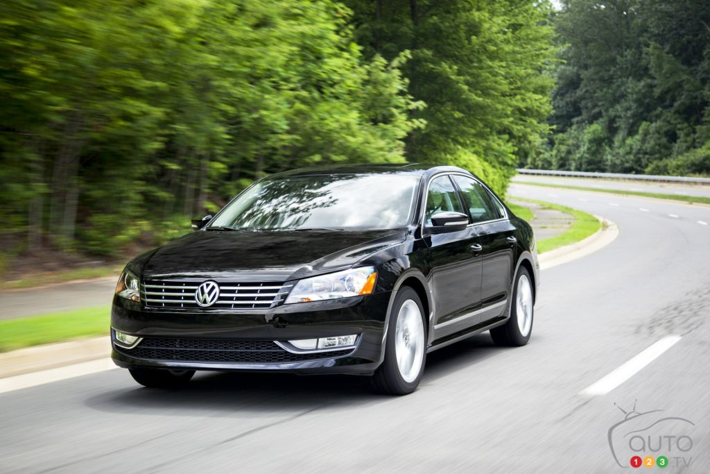 2015 volkswagen passat highline tdi review car reviews. Black Bedroom Furniture Sets. Home Design Ideas