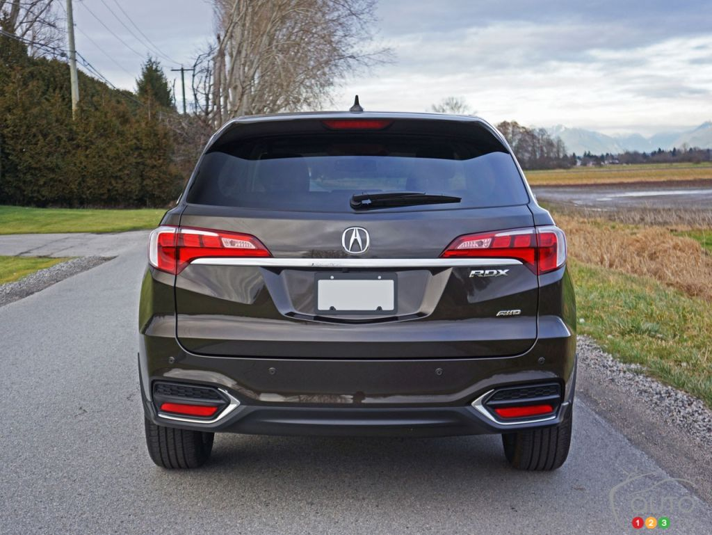 Innovative The 2016 Acura RDX Elite Won Me Over  Car Reviews  Auto123