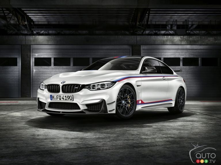 2017 BMW M4 DTM Champion Edition pictures