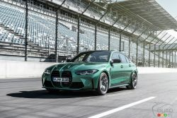Introducing the 2021 BMW M3
