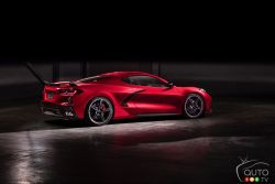 Introducing the 2020 Chevrolet Corvette