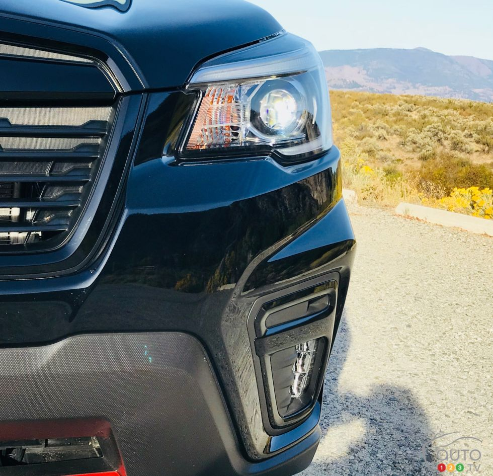 The Revised 2019 Subaru Forester Bigger And Better Auto123