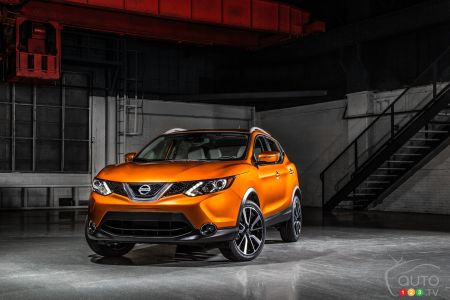 2017 Nissan Qashqai pictures