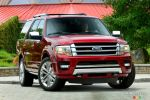 Photos du Ford Expedition 2015