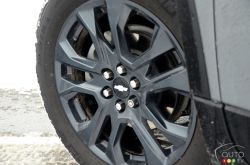 2020 Chevrolet Traverse RS, front wheel