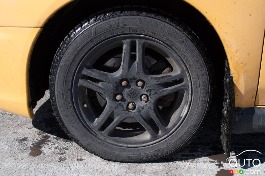 long term tire test toyo celsius all weather tires autos post. Black Bedroom Furniture Sets. Home Design Ideas