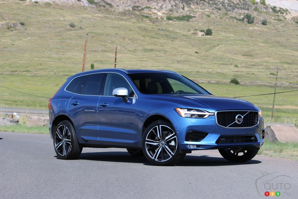 2018 volvo xc60 t8 first drive the can 39 t miss crossover. Black Bedroom Furniture Sets. Home Design Ideas