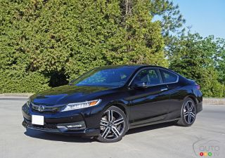 2016 Honda Accord Touring V6 pictures