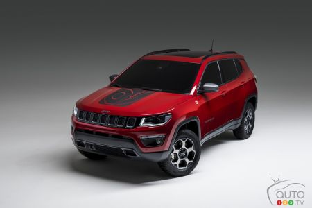 Jeep Compass PHEV pictures