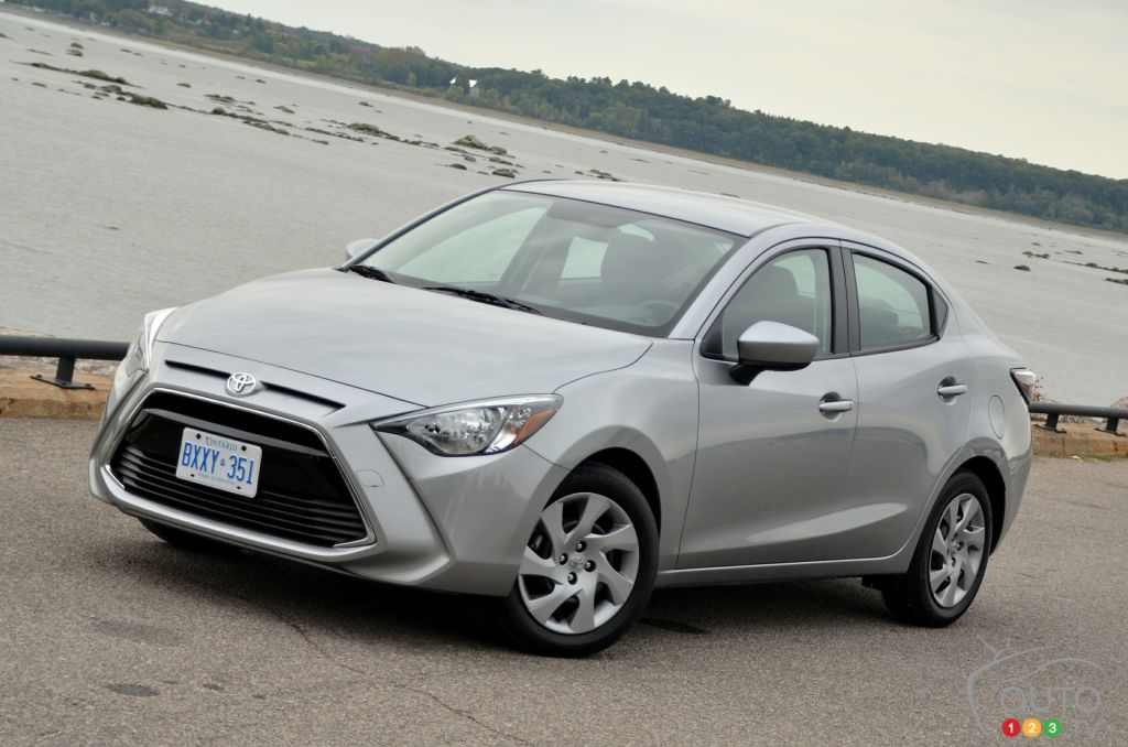 The 2016 Toyota Yaris Sedan Is No Ordinary Toyota Car
