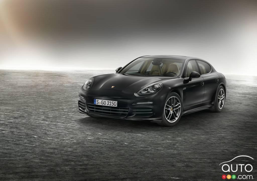 Porsche Announces New Panamera Edition Industry Auto123