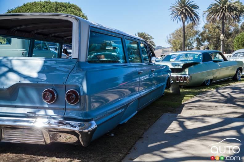 Point Fermin Park Car Show