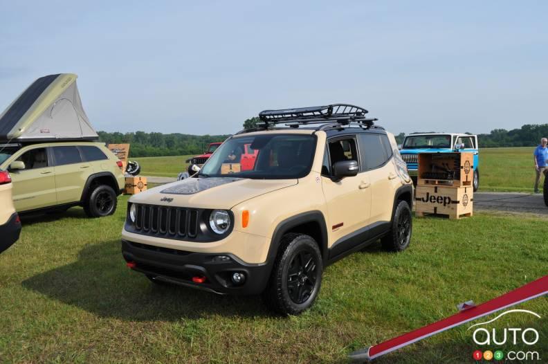 Various Jeep Concepts Auto123