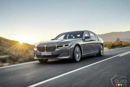 2020 BMW 7 Series pictures