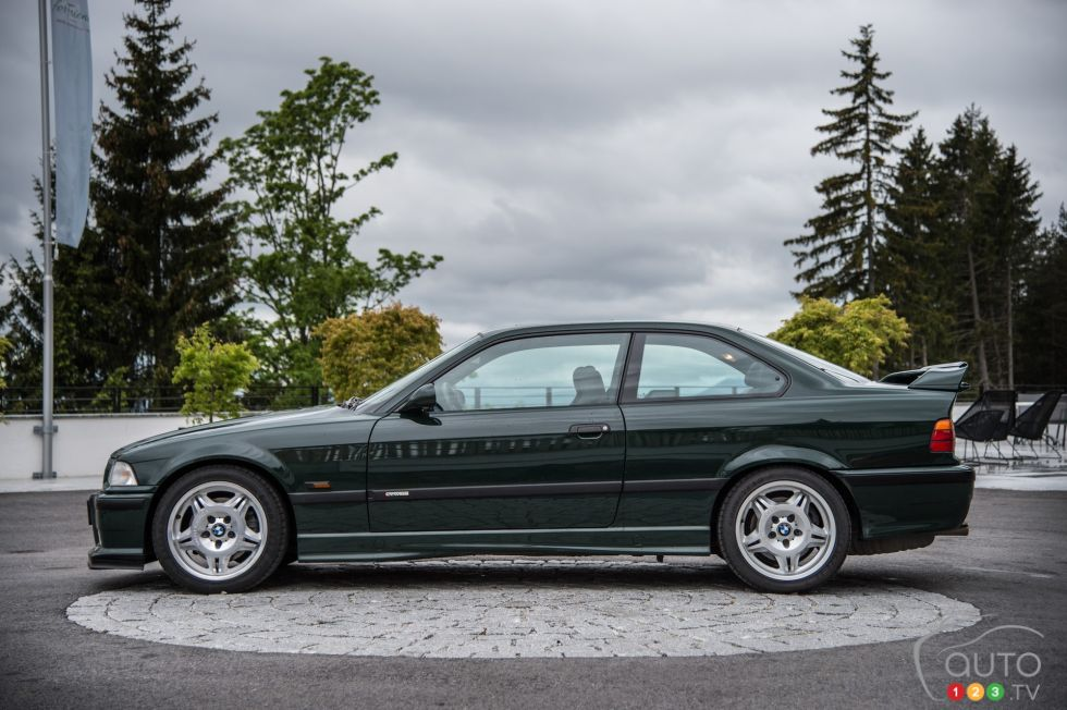 30 Years Of Bmw M3 Pictures Auto123