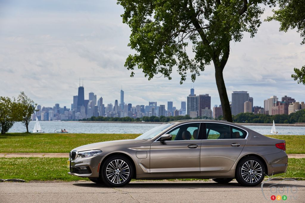 Bmw The Surprising Number One For Hybrid And Electric Cars Car