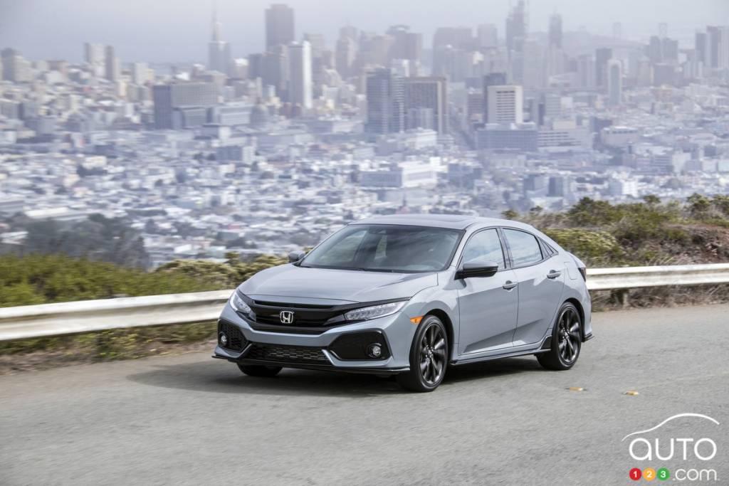 2019 Honda Civic Hatchback Type R Us Details Released Car News