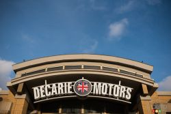 Décarie Motors has been in Montreal for 70 years