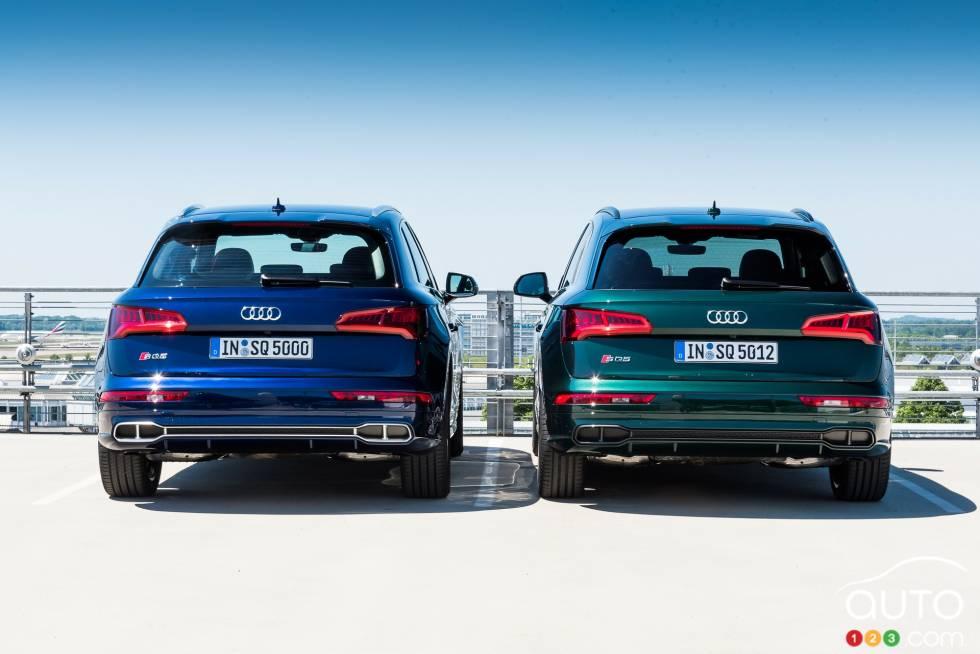 Audi Q5 et SQ5 2018, un duo de choc | Photo 21 de 26 | Auto123