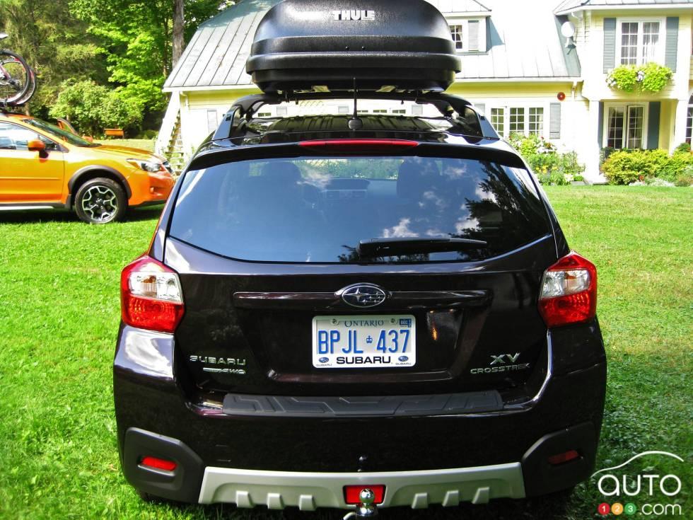 2013 Subaru Xv Crosstrek Picture Auto123