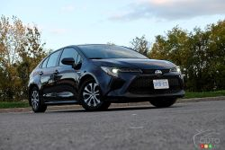 We drive the 2020 Toyota Corolla Hybrid