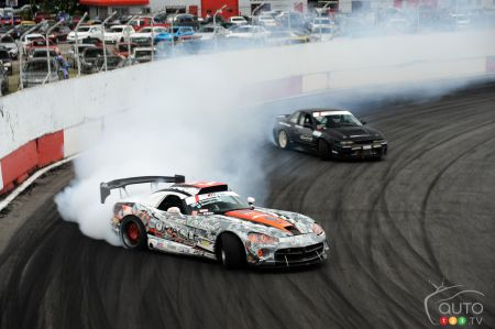 2014 Formula Drift Canada pictures