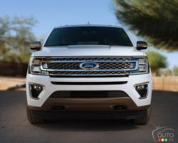 Voici le Ford Expedition King Ranch 2020