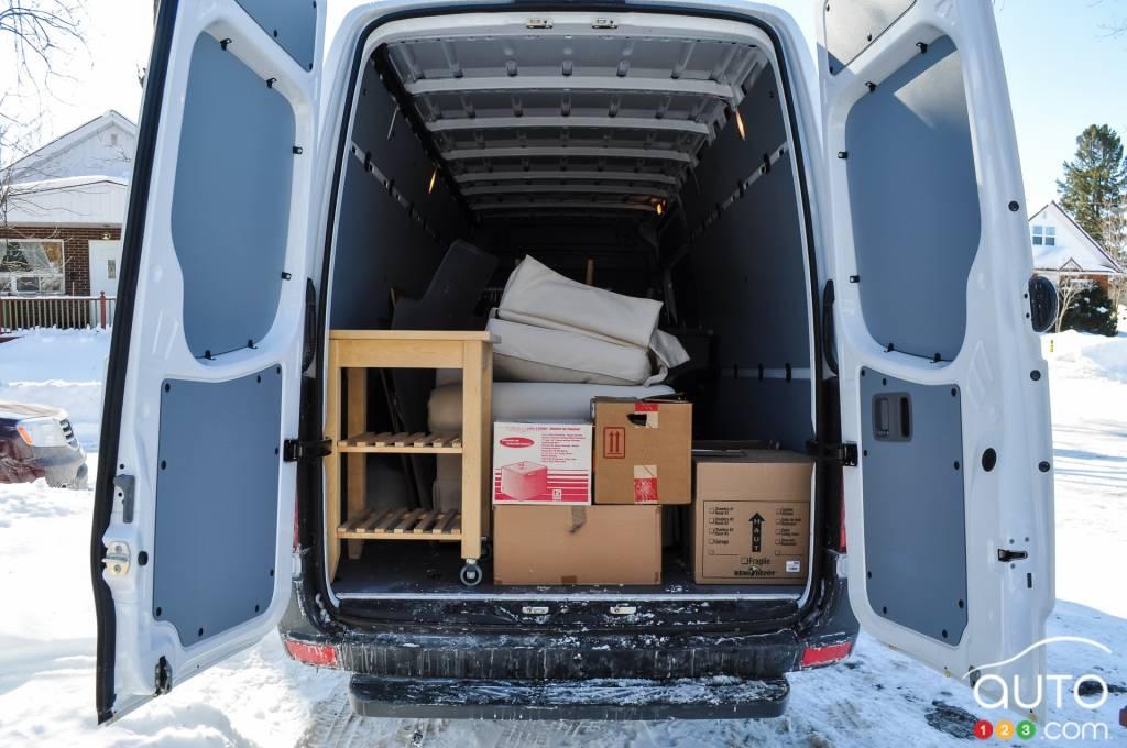 2015 mercedes benz sprinter cargo van 2500 high roof 170 for 2015 mercedes benz 2500 normal roof