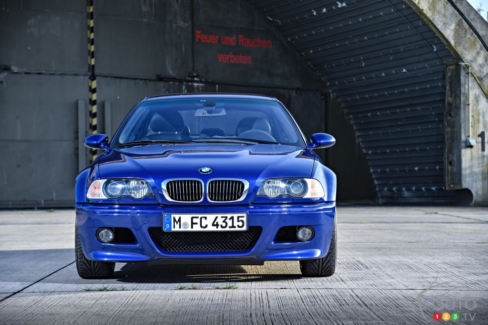 30 years of BMW M3 pictures | Auto123