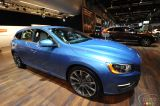 2015 Volvo V60 pictures at the Montreal auto-show