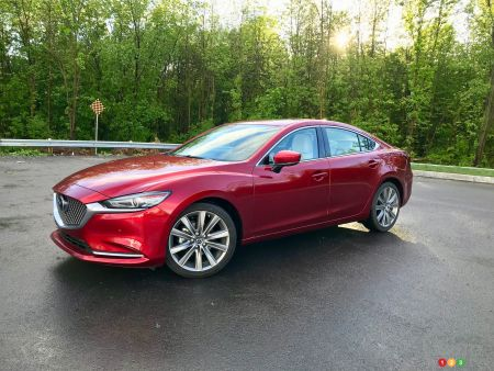 2018 Mazda6 pictures