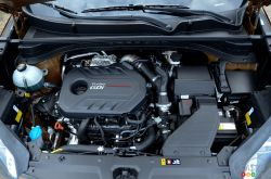 2017 Kia Sportage engine